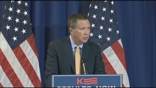 John Kasich Vows to Balance Budget Within 8 Years