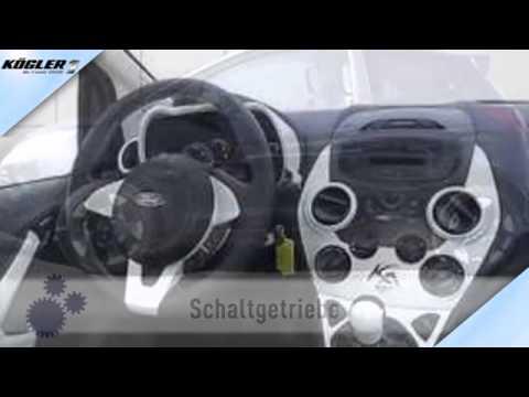 Ford Ka Ka Black Edition