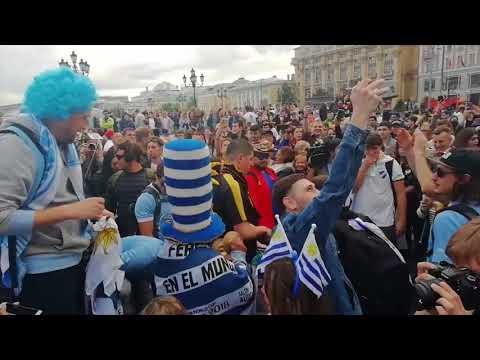 Уругвай + Египет