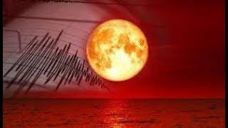 Los geofísicos rusos predicen MEGATERREMOTO para el 20 DE MARZO en EEUU