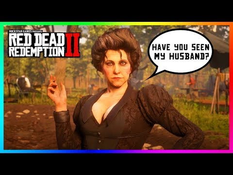 What REALLY Happened To Miss Grimshaw's Husband In Red Dead Redemption 2? (RDR2 Mystery Solved) thumbnail