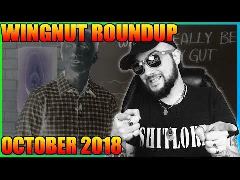 Wingnut Roundup - October 2018