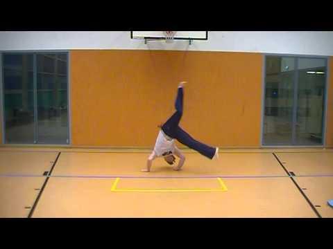 Capoeira VIP (Curinga) C12b Au com Queda de Rins