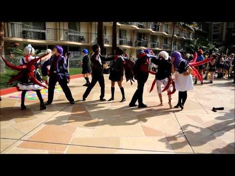 ALA 2015 - tokyo ghoul gathering