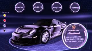 Конфигуратор автомобиля на базе VENTUZ