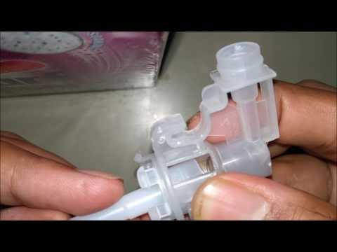 How Spray Bottle Works