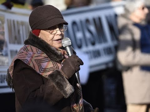 Dr. Willa Cofield, an 89 Year Old Revolutionary Still active on the frontlines of the Movement!