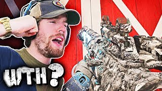 WTH IS HAPPENING in Call of Duty: Infinite Warfare?