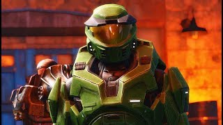 Master Chief + Post Apocalyptic RPG = EPIC Fallout 4 Halo Mod