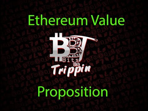 Live Episode 24 - What is Ethereum and its value proposition?