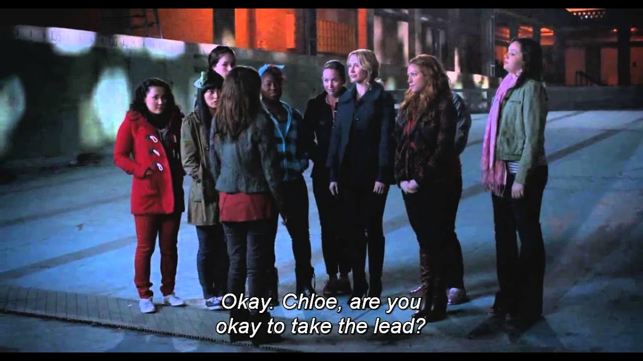 Just the way you are pitch perfect youtube - Pitch perfect swimming pool scene ...