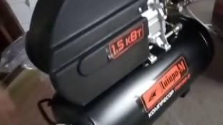 розпакування Компресор Дніпро-М ПВК50-2 изsea-tools.com.ua