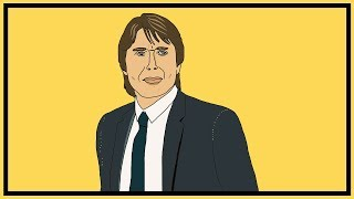 A Brief History of Antonio Conte