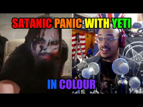 Satanic Panic With Yeti [COLOURIZED 720p]