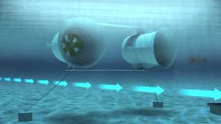 EET SeaUrchin   Tidal Turbine Video