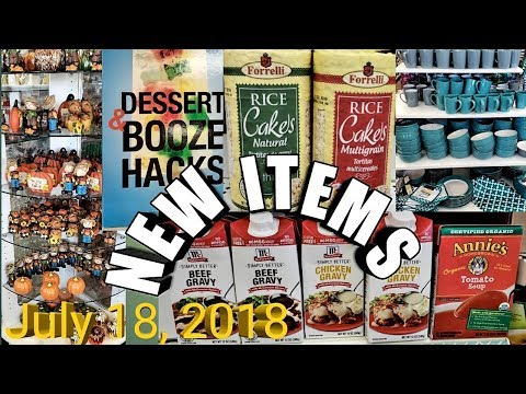 Dollar Tree Shop With Me❣ NEW Items❣ July 18, 2018