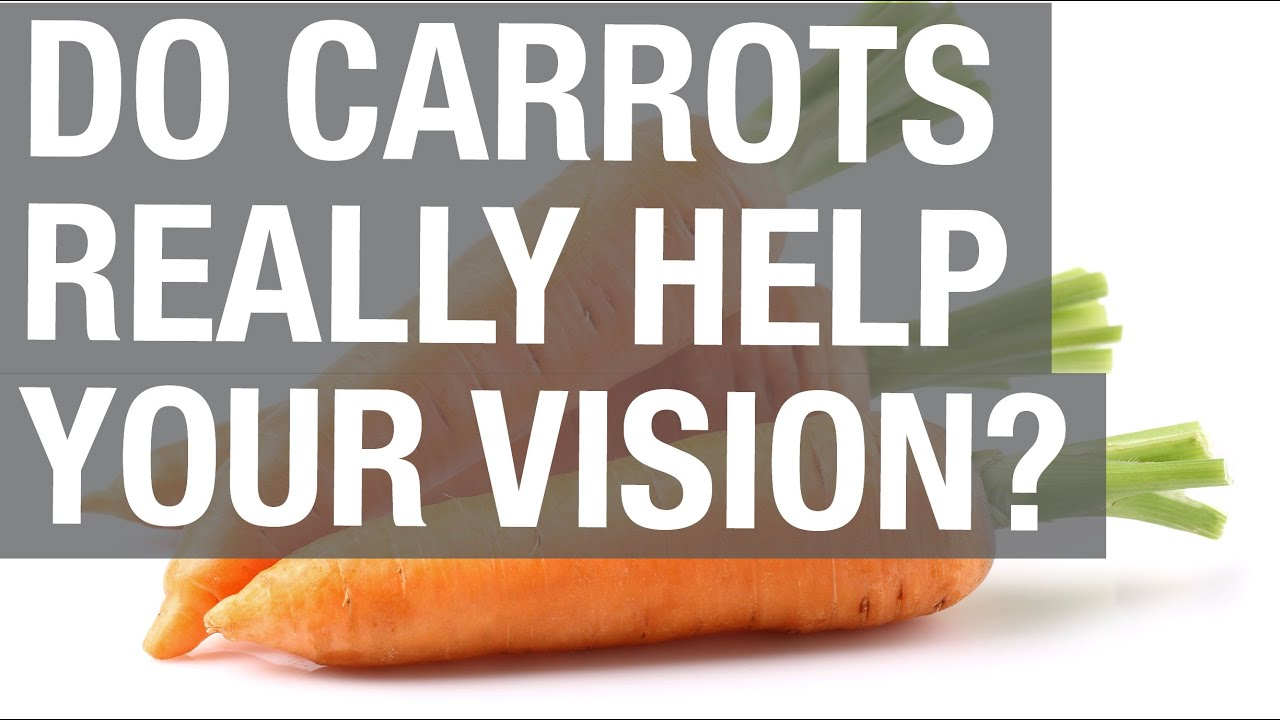Image result for can you have super vision with carrots