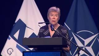 NATO Deputy Secretary General address to NIAS 17 Cyber Security Symposium, 19 OCT 2017
