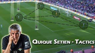 Quique Setien   Tactical Profile   Tactics Of Quique Setien