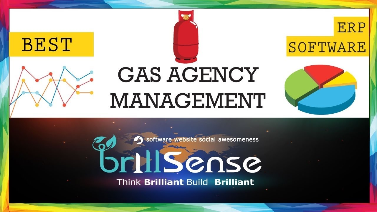 gas agency management system Main aim of gas agency management system project is to create a computerized system for billing and maintaining stock and to increase the efficiency of manual process.