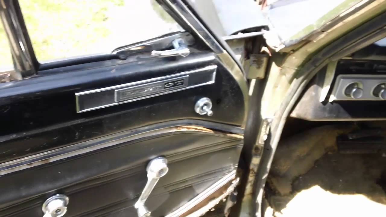 Dodge Dart Philippines >> 1966 Dodge Dart GT (Quick look) Startup/Interior/Exhaust | Doovi