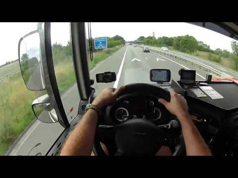 A kamionos.Mobilinternet Angliában+ bevásárlás