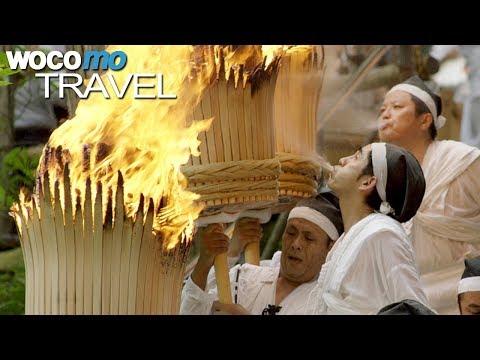 Japan Fire Festival: The Impressive Religious Event Nachi-no-Ogi