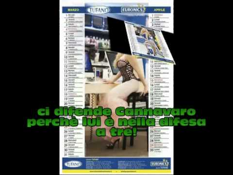 LISA FUSCO - INNO NAPOLI - Karaoke base.wmv