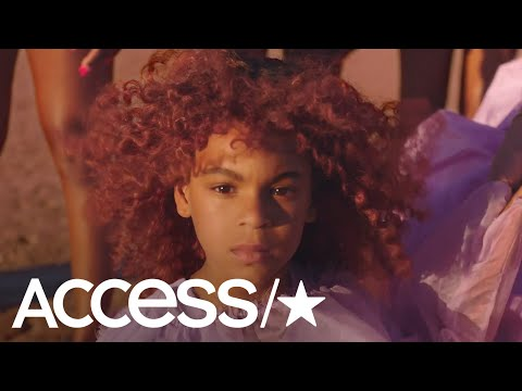 Blue Ivy Carter Is The Breakout Star Of Beyoncé's 'Spirit' Music Video