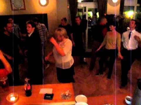 Swing madness, cafe U dvorištu, Zagreb, Saturday 5.11.2011, part 2