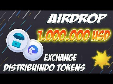 AIRDROP PAGANDO $20