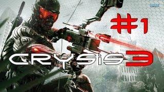 Lets Play Crysis 3 Deutsch Part 1 GEWINNSPIEL German Walkthrough Gameplay 1080p