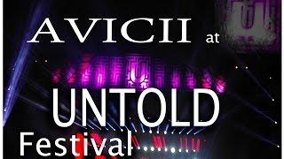 Avicii Untold Festival Cluj Napoca 2015