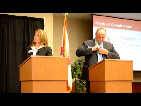 Candidates for Clerk of the Circuit Court