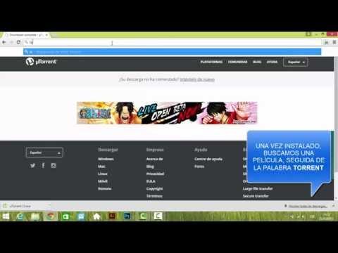 Descarga películas de estreno por torrent 2015 fácil