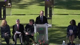 Remembrance Ceremony: Sen. James Lankford