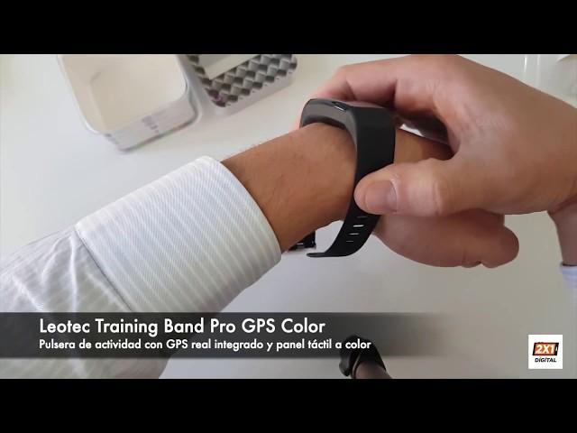 Leotec Training Band Pro GPS Color