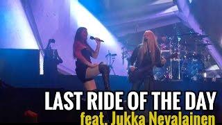Nightwish feat. Jukka Nevalainen - Last Ride of the Day (2016)