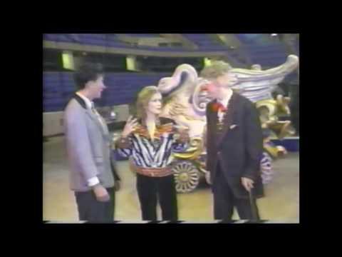Mert n Dert n Doobadoo TV Cleveland Ringling Circus 1995