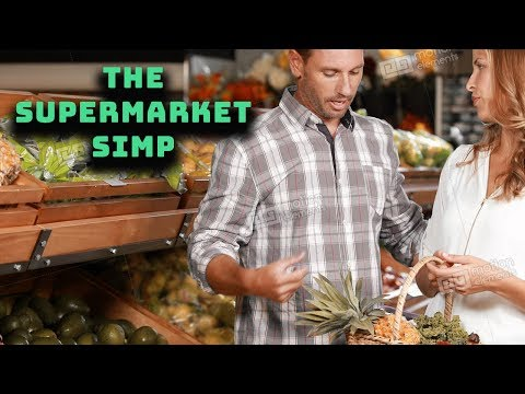 MGTOW - The Supermarket Simp | Grocery Store Observations