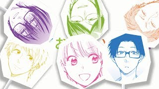 Watch Wotaku ni Koi wa Muzukashii Anime Trailer/PV Online