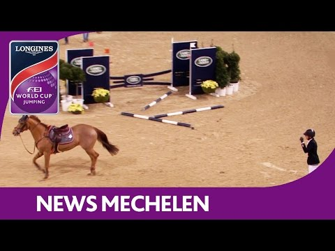 Challenging Course in Mechelen - News - Longines FEI World Cup™ Jumping
