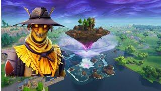 Fortnite hayman skin lobby GLITCH