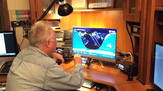 My Ham Radio Contact With International Space Station NA1SS