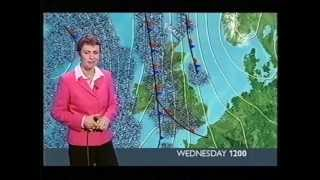 BBC Weather 17th November 2002