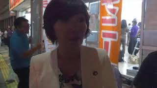 衆院沖縄三区補選・屋良候補当選を受けての玉城デニー知事のコメント。...