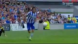 Brighton & Hove vs Chelsea 3-1 All Goals & Highlights 4/8/2012 Friendly