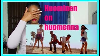 Reacting to Finnish Music - JVG feat. Anna Abreu - Huominen on huomenna
