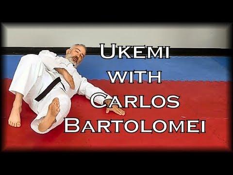 Waza Wednesday 8/2/17 - Ukemi with Guest Instructor Carlos Bartolomei