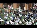 2018.09.01 文教大学吹奏楽部 演奏会(Bukyo University brass band)/ららぽーと…